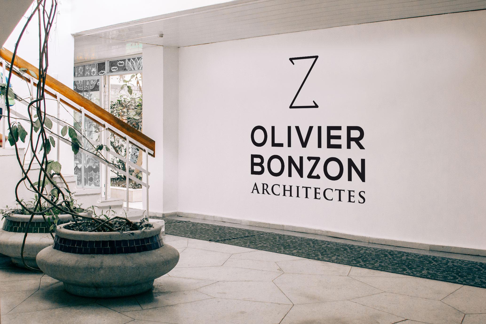 Olivier_Bonzon-Architectes_logo_mur_1