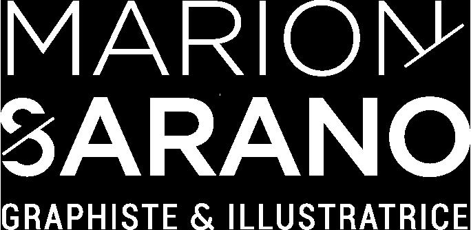 Marion Sarano graphiste
