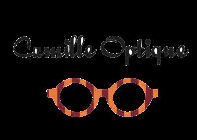 Univers de marque, habillage véhicule, produits dérivés //. Camille Optique